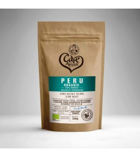 Kawa Peru Cusco Organic 250 g (mielona)
