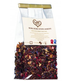 Herbata owocowa Bora Bora Wyspa Marzeń 50g.