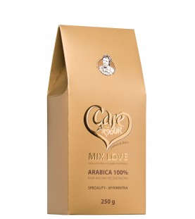 Kawa Cafe Mon Amour Mix Love 250 g (mielona)