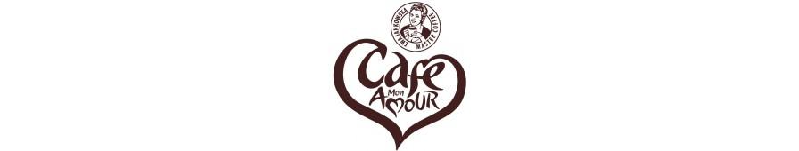 Kawa Cafe Mon Amour palona mielona ziarnista Cafe Creator