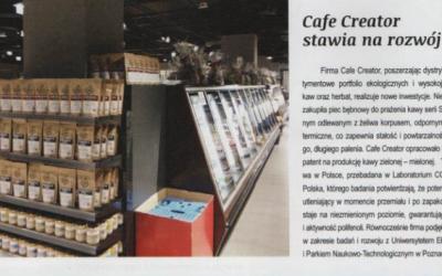 Cafe Creator - Eko dostawcy