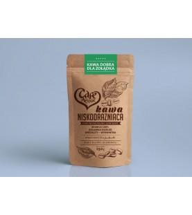 Kawa Niskodrażniąca Kolumbia 250 g (ziarnista)