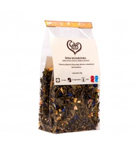 Herbata Zielona Śpiew Skowronka 50g