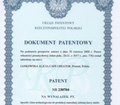 patent cafe creator